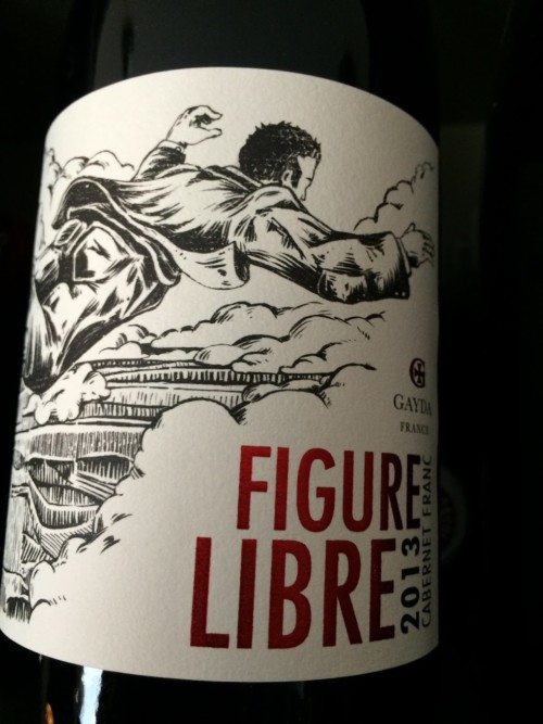 Domaine Gayda - Figure Libre - Rouge - 2013