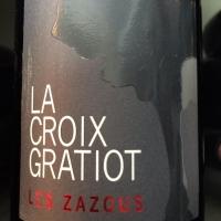 Domaine La Croix Gratiot - Les Zazous - Rouge - 2013
