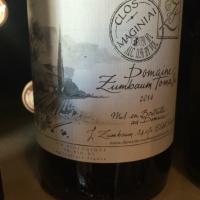 Domaine Zumbaum-Tomasi - Clos Maginiai - 2014 - Blanc