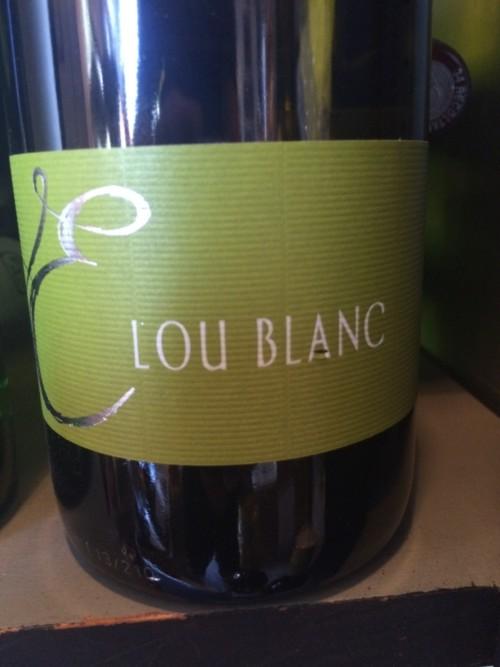 Mas d'Estelle - Lou Blanc - 2014 - Blanc