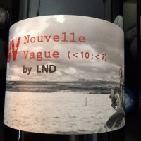 Nouvelle vague by LND - Rouge