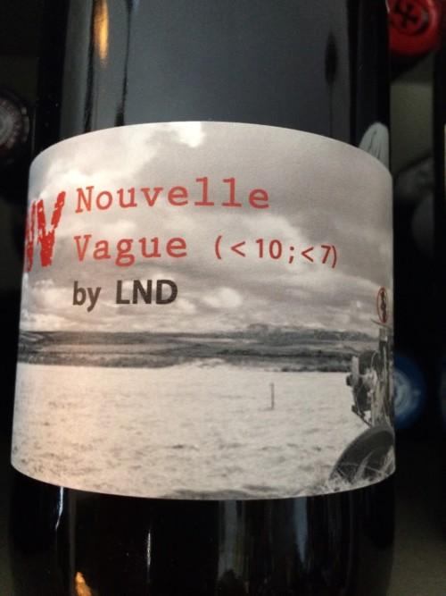 Nouvelle vague by LND - Rouge