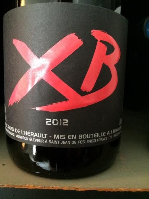 XB - Rouge - 2012