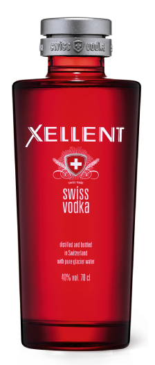 Xellent - Swiss Vodka