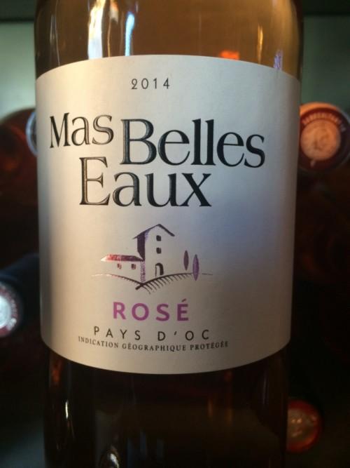 Mas Belles Eaux - Rosé - 2014