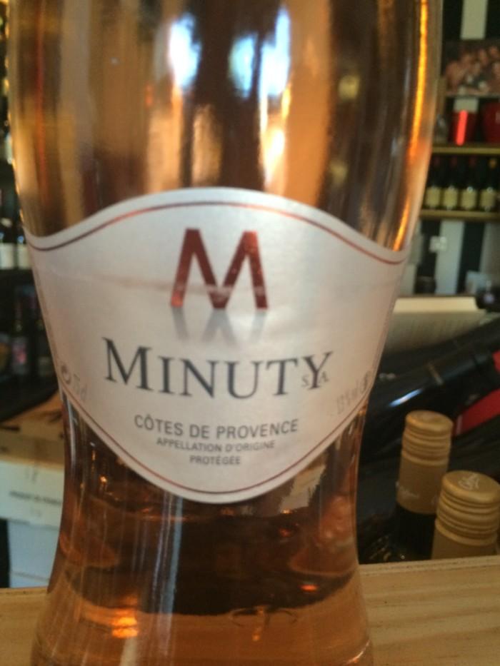 Domaine Minuty - M Rosé - 2014