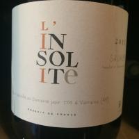 Domaine de Roches Neuves - L'Insolite 2013 - Blanc