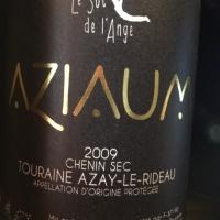 Le Sot de l'Ange - Aziaum Chenin Sec 2009 - Blanc