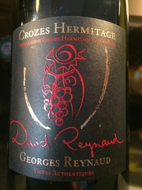 Domaine Les Bruyères - Georges Reynaud 2012 - Rouge