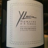Domaine d'E Croce Yves Leccia - Patrimonio Blanc 2013