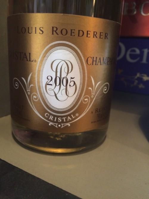Champagne Louis Roederer - Cristal - 2005 - Blanc