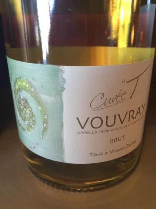 Domaine Vincent Careme - Cuvée T - 2011 - Blanc