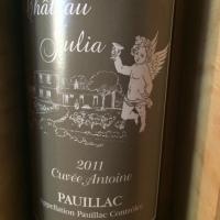 Château Julia - Cuvée Antoine - 2011 - Rouge